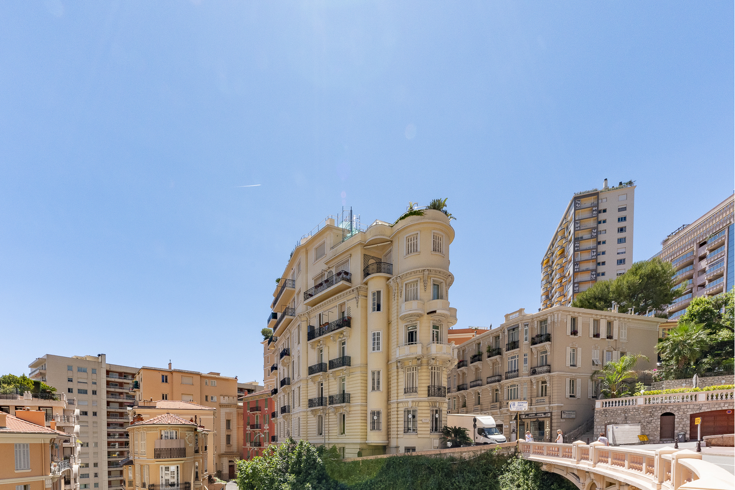 Saint Roman - Monte Carlo Sun - 4-room apartment with sea views -  4