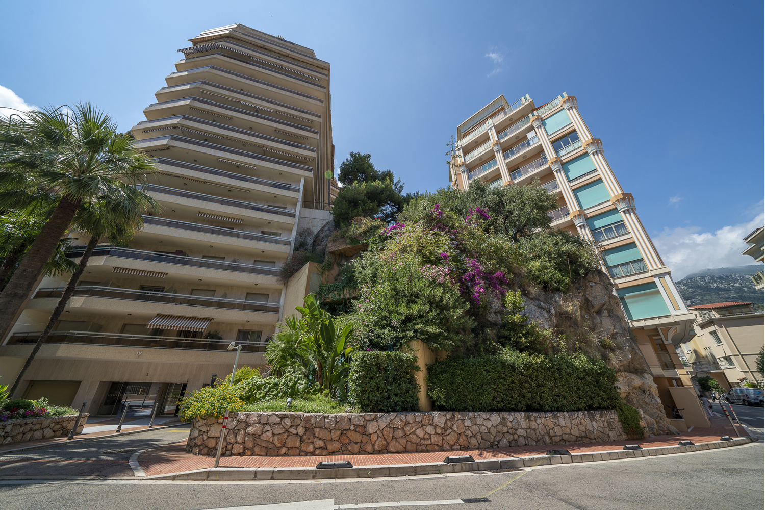 Moneghetti - Harbour Crest - 3-4-room flat - Sea and Port views -  4