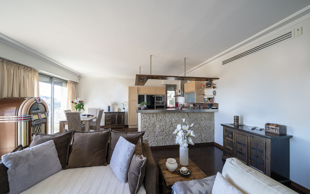 Moneghetti - Harbour Crest - 3-4-room flat - Sea and Port views - 5