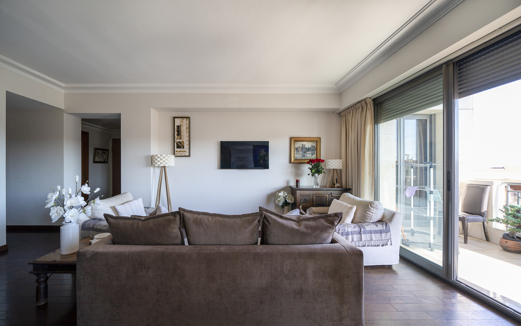 Moneghetti - Harbour Crest - 3-4-room flat - Sea and Port views - 7