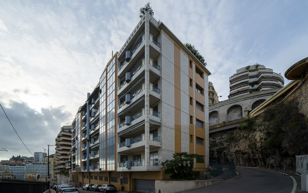 Moneghetti - Harbour Crest - 3-4-room flat - Sea and Port views - 15