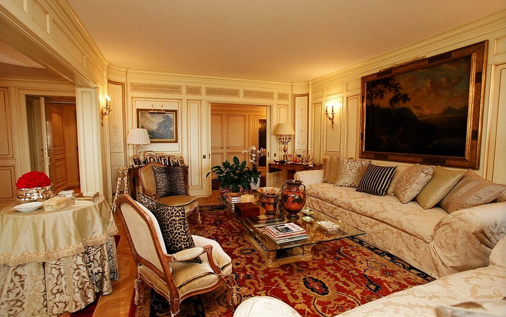 Carré d'Or - Villa Hermosa - Sumptuous 6-room flat - Port views - 3