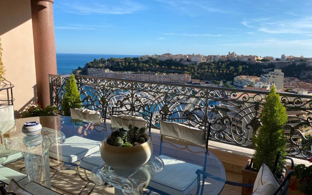 Carré d'Or - Villa Hermosa - Sumptuous 6-room flat - Port views - 2