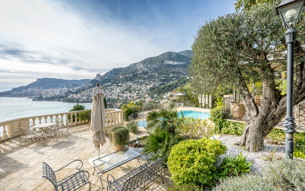 Roquebrune Cap-Martin - 'Belle Epoque' Villa - Sea and Monaco vi - 1