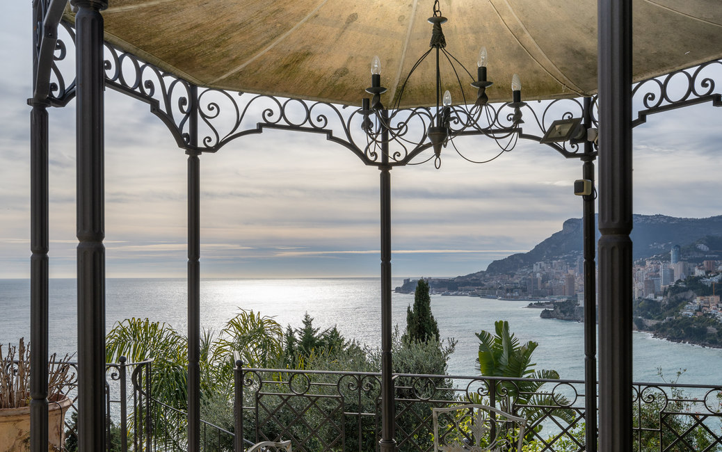 Roquebrune Cap-Martin - 'Belle Epoque' Villa - Sea and Monaco vi - 4