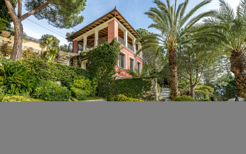 Roquebrune Cap-Martin - 'Belle Epoque' Villa - Sea and Monaco vi - 5